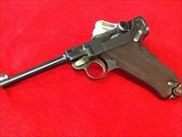 Extremley rare model 1900 DWM commercial   Luger all ORIGL. All correct in near new condition