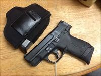 Mint fired 20 RDS. smith & Wesson m&p 40 shield thumb safety compact