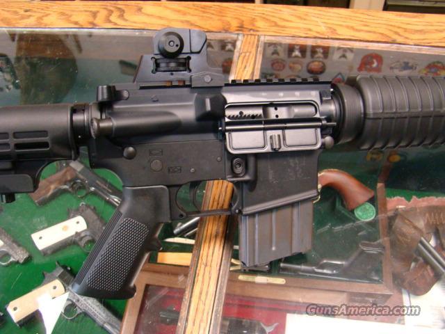 Ar 15 a2 flat top carbine tele sctock new colt type