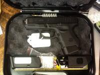 As new in box GLOCK model 27 40 cal. Sub compact 2 mags night sights