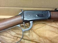As new mint untouched engraved Winchester model 1894 wrangler 32  win. 16in brl. in mint origl box like john Wayne