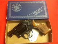 !!! UNFIRED in box manf 1977 S&W model 10-7  38 2in sqg butt
