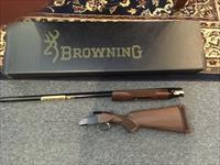 """Browning BT-99 12ga. 34"""" Trap single"""