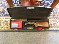"Perazzi MX-12 12ga. 32"" Left Handed Sporting Clays gun"