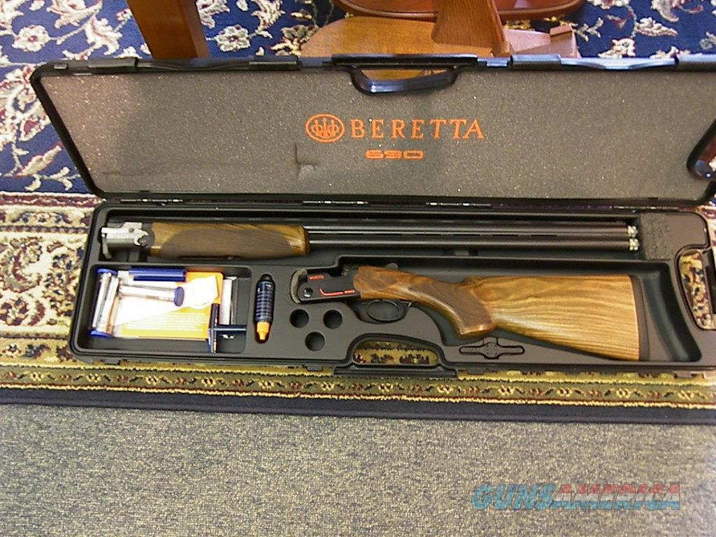Beretta 690 Sporting Black Edition 12ga  32