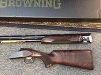 "Browning ""NEW"" 725 12ga. 30"" S-3 Black Edition Sporting Clays gun"