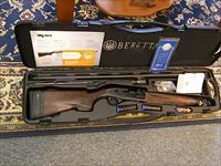 "Beretta A-400 ""NEW"" Xcel Black Edition 12ga. 30"" auto"