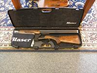"Blaser ""NEW"" F-16 12ga. 30"" Sporting Clays gun"