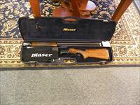 "Blaser F-3 12ga. 32"" Sporting Clays gun"