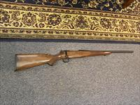 Mauser M-12 wooden stock Bolt Action 270 Remington