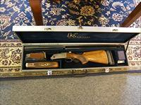 "Krieghoff K-80 12ga. 34"" unsingle Trap gun"