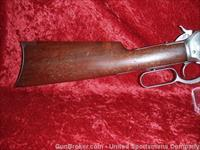 Win. 1886 Lever Action Rifle .40-65cal Octagon bbl