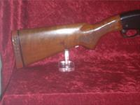 "Remington Wingmaster Model 870 3"" Magnum 12ga"