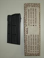 IMI GALIL 25 ROUND 7.62X51 MAGAZINE *** NIB *** $110.00 WITH FREE SHIPPING!!!