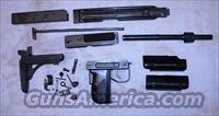 ISRAELI UZI PARTS KIT  ***  WITH ORIGINAL BARREL!!  ***  COMPLETE LESS RECEIVER  ***  $299.00 WITH FREE SHIPPING!!!!