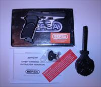 BERSA THUNDER .380 *** WITH 22 ROUND DRUM MAGAZINE *** $499.00 WITH FREE SHIPPING!!!!