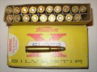 .32 REMINGTON AMMUNITION  ** ORIGINAL FULL BOX OF OLIN/WESTERN SILVERTIP ** $89.00 WITH FREE SHIPPING!!!!