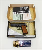 TAURUS PT92C ** 9MM ** NEW IN BOX $600.00 WITH AMMO AND FREE SHIPPING!