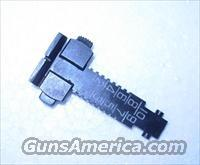 SKS REAR SIGHT ** FACTORY OEM PART **  $25.00  ***  WITH FREE SHIPPING!!!! CREDIT CARD SAME AS CASH!!!!