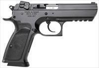 Magnum Research Baby Eagle III Black 9mm 3.9-inch