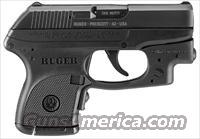 Ruger LCP-CT .380 ACP, LCP W/ Crimson Trace Laser