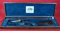 Adams & Co. 12 Bore Double Rifle