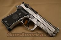 Beretta 92fs compact inox with rail 9mm