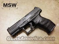 Walther PPQ M2 9mm 15rnd magazines