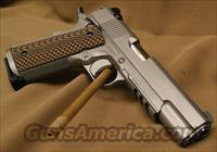 Dan Wesson Specialist 45acp 1911 Stainless Steel