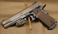 Kimber Warrior S.O.C with laser