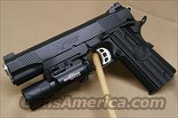 Nighthawk Custom GRP Recon 45acp with surefire x300 ultra