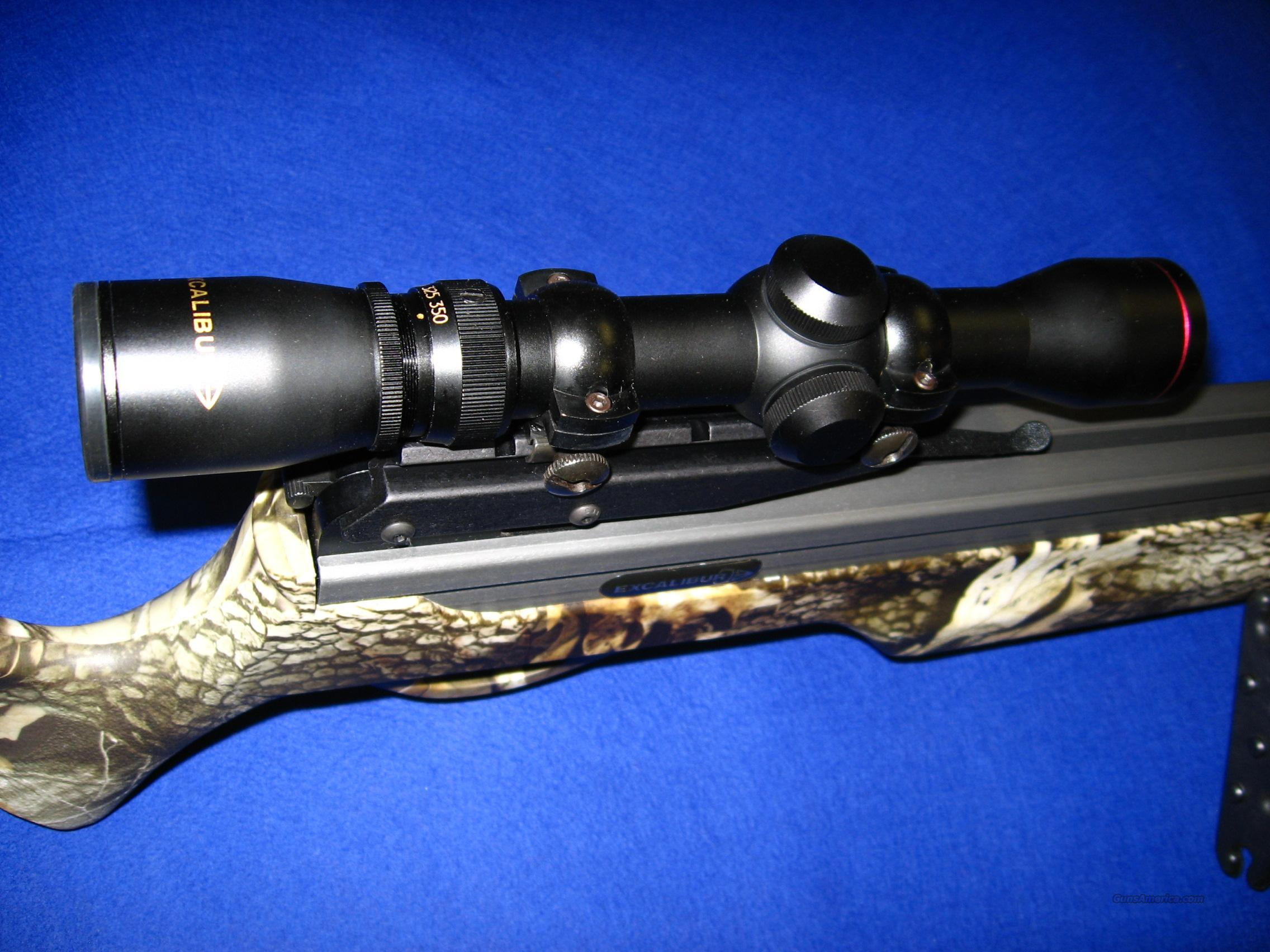 Excalibur Exomax Crossbow Package For Sale