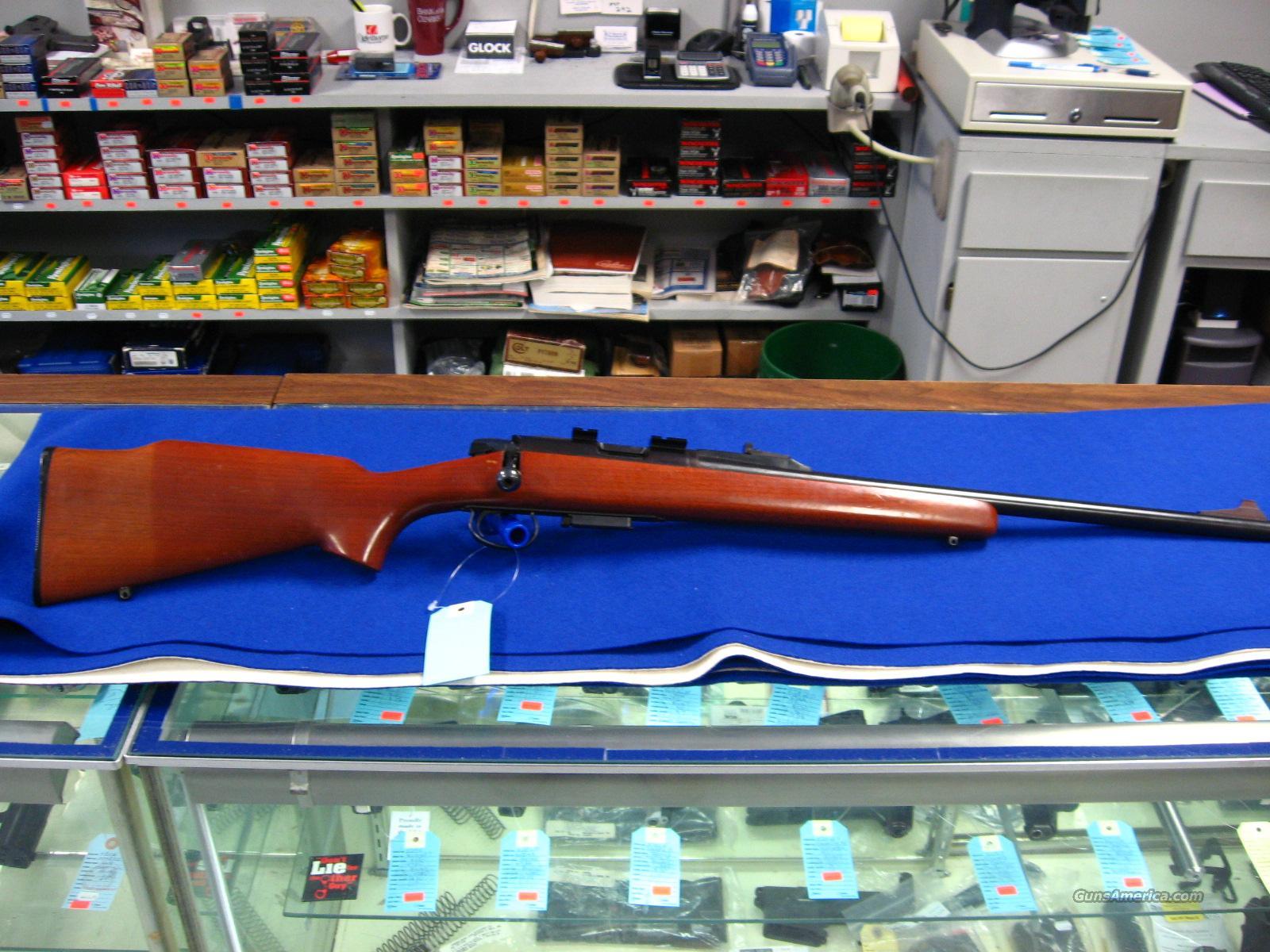 Remington 788,  44 Magnum
