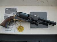 Colt's 3rd Dragoon, 2nd Gen, Black Powder Revolver