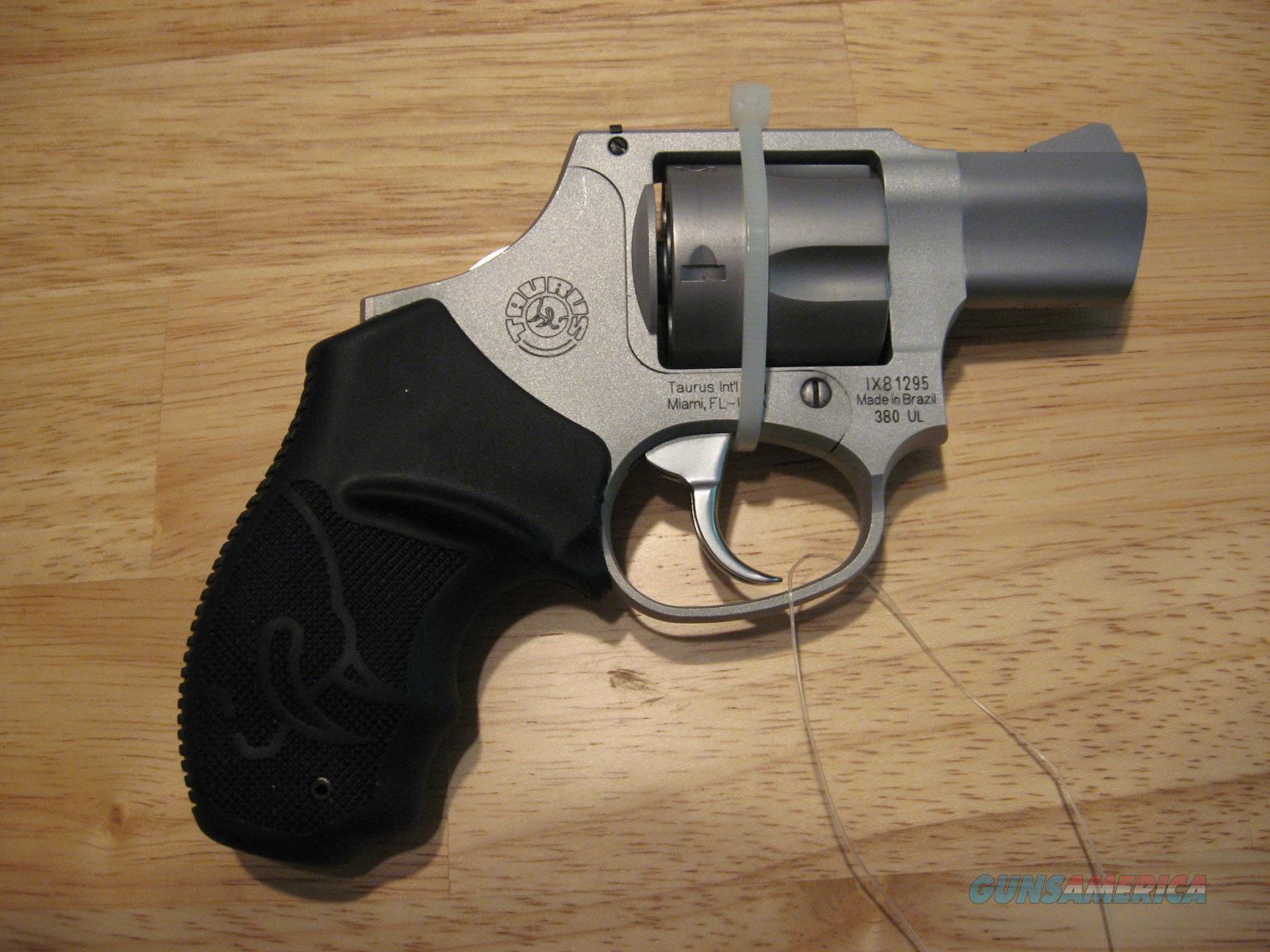 Taurus M380 Ultralite Mini-Revolver