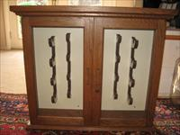Colt's 2nd Gen Black Powder Collection Display Case, Walnut