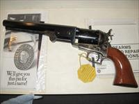 Colt's 1851 Navy, 2nd Gen, Black Powder Revolver