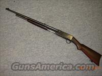 REMINGTON MODEL 14 PUMP CLASSIC DEER RIFLE