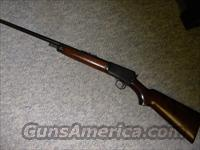 WINCHESTER MODEL 63, 22LR. SEMI-AUTO RIFLE