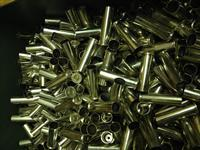 FACTORY PRIMED 357 MAG NICKLE PLATED BRASS