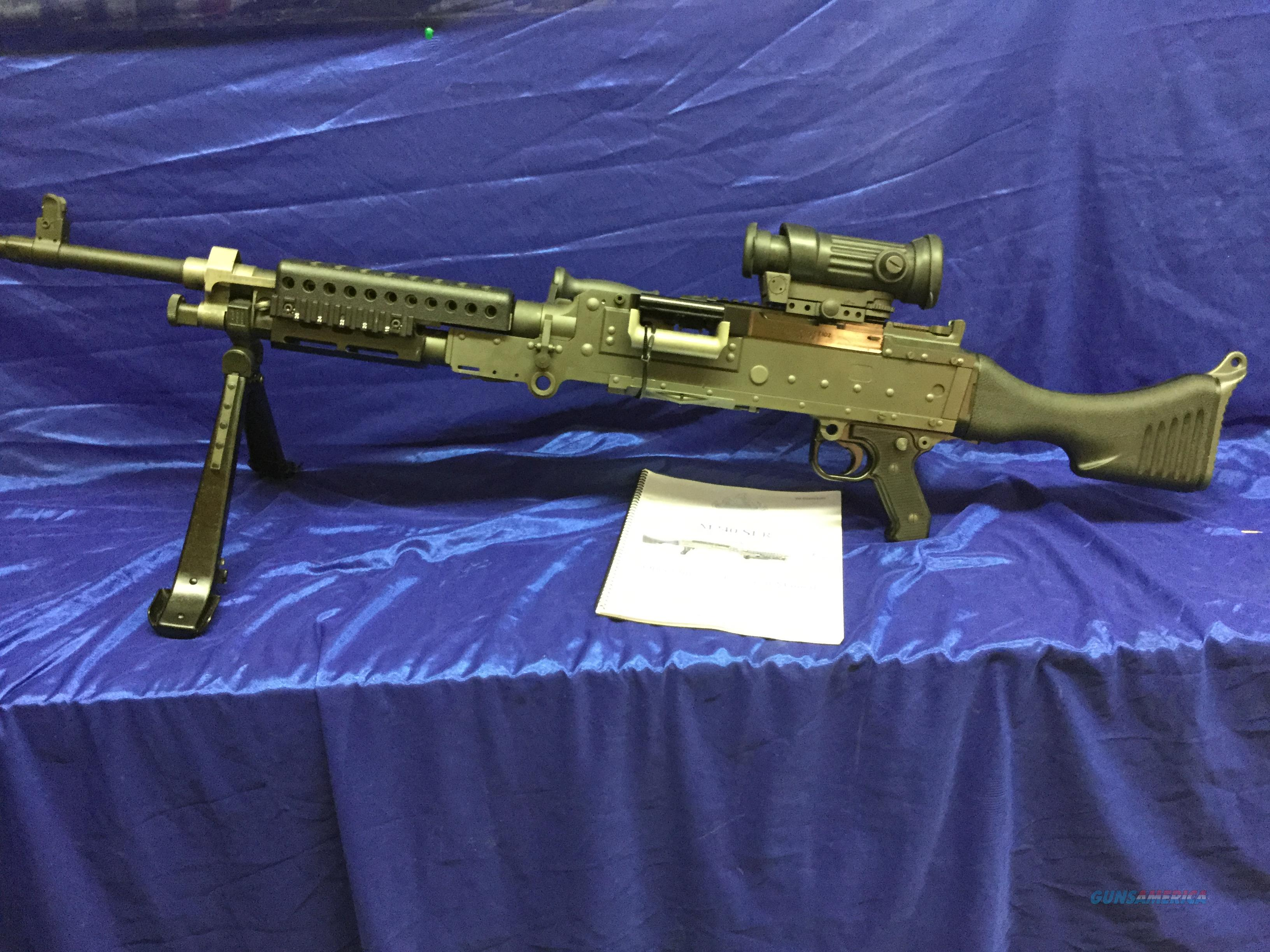 M240 SLR Ohio Ordnance Works Semi-Auto Beltfed