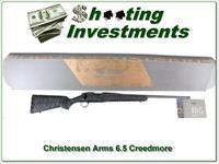 Christensen Arms Mesa 6.5 Creedmore in box!