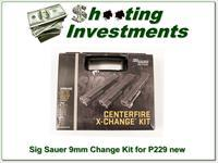 Sig Sauer P229 9mm Conversion new