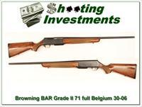 Browning BAR Safari 338 Win Mag Exc Cond