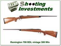 Remington 700 Vintage Pressed Checking Stainless 300 Win Mag!