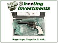 Ruger Super Single Six 32 H&R ANIB!
