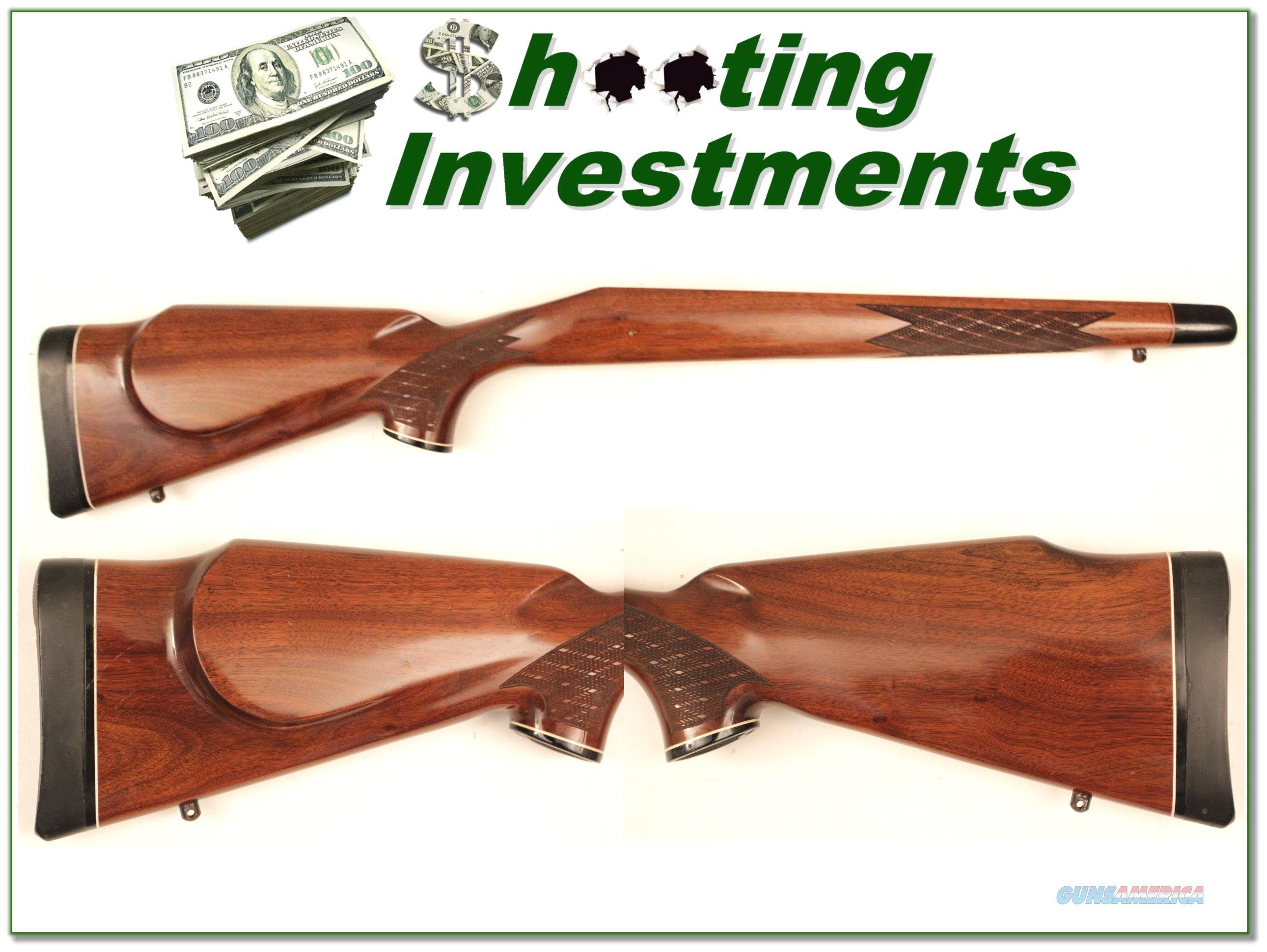 Remington 700 BDL stock LH Long Action Magnum