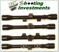 Weatherby XXII 22 Rimfire rifle scope Exc Cond!