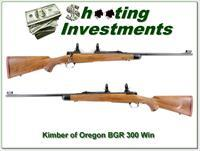 Kimber of Oregon BGR 300 Winchester Magnum