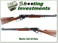 1957 made Marlin 336 in 35 Rem JM Exc Cond!